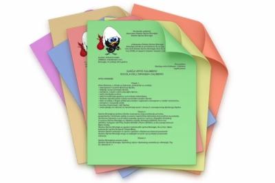 Zapisnik s 1. Konstituirajuće  sjednice Upravnog vijeća Dječjeg vrtića ''Kalimero''- Scuola dell'infanzia ''Calimero''