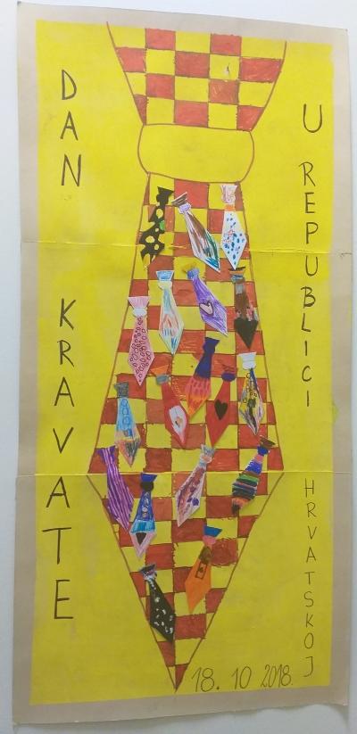 18 . listopad – hrvatski '' Dan kravate''