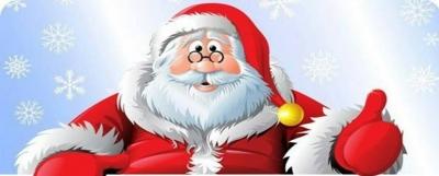 Obavijest u svezi poklona Djeda Mraza - Avviso inerente i regali di Babbo Natale