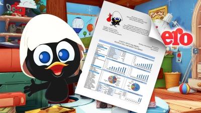 Godišnji financijski izvještaj Dječjeg vrtića Kalimero - Scuola dell'infanzia Calimero za 2017 godinu
