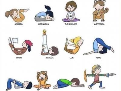 Yoga za djecu